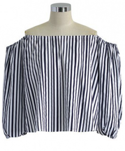 louisatheresa offshoulder chicwish